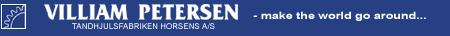 Tandhjul og tandkranse i Horsens